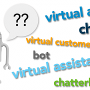 chatbots and virtual agents