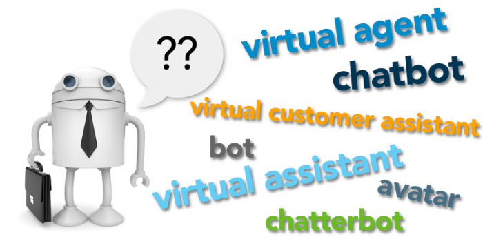 chatbots and virtual agents