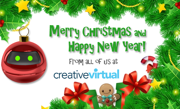 Merry Christmas and Happy New Year! | Creative Virtual