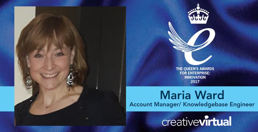 Maria Ward Queens Award
