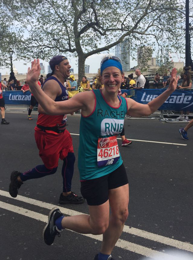RNIB London Marathon