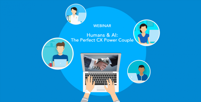 Humans & AI for CX