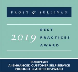 Frost & Sullivan Best Practice