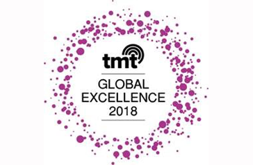Excellence Award for Live Chat Solutions & 2018's Leader in Self-Service Solutions