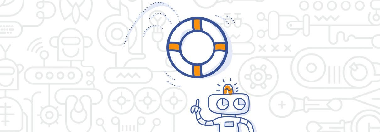 chatbot rescue mission
