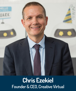 Chris Ezekiel, Founder & CEO