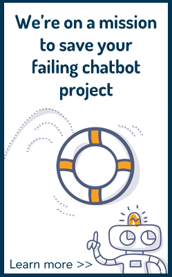 chatbot rescue