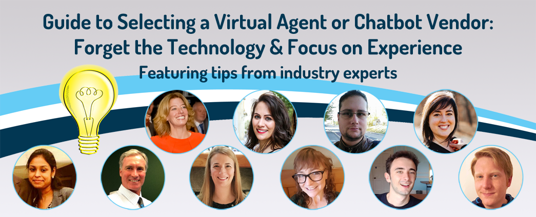 virtual agent & chatbot guide