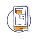 mobile virtual agent