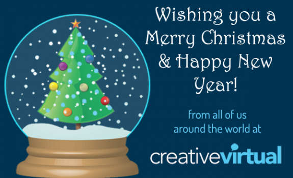 Merry Christmas from Creative Virtual