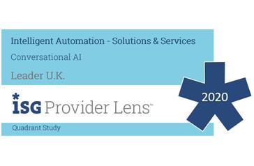 ISG Provider Lens Conversational AI